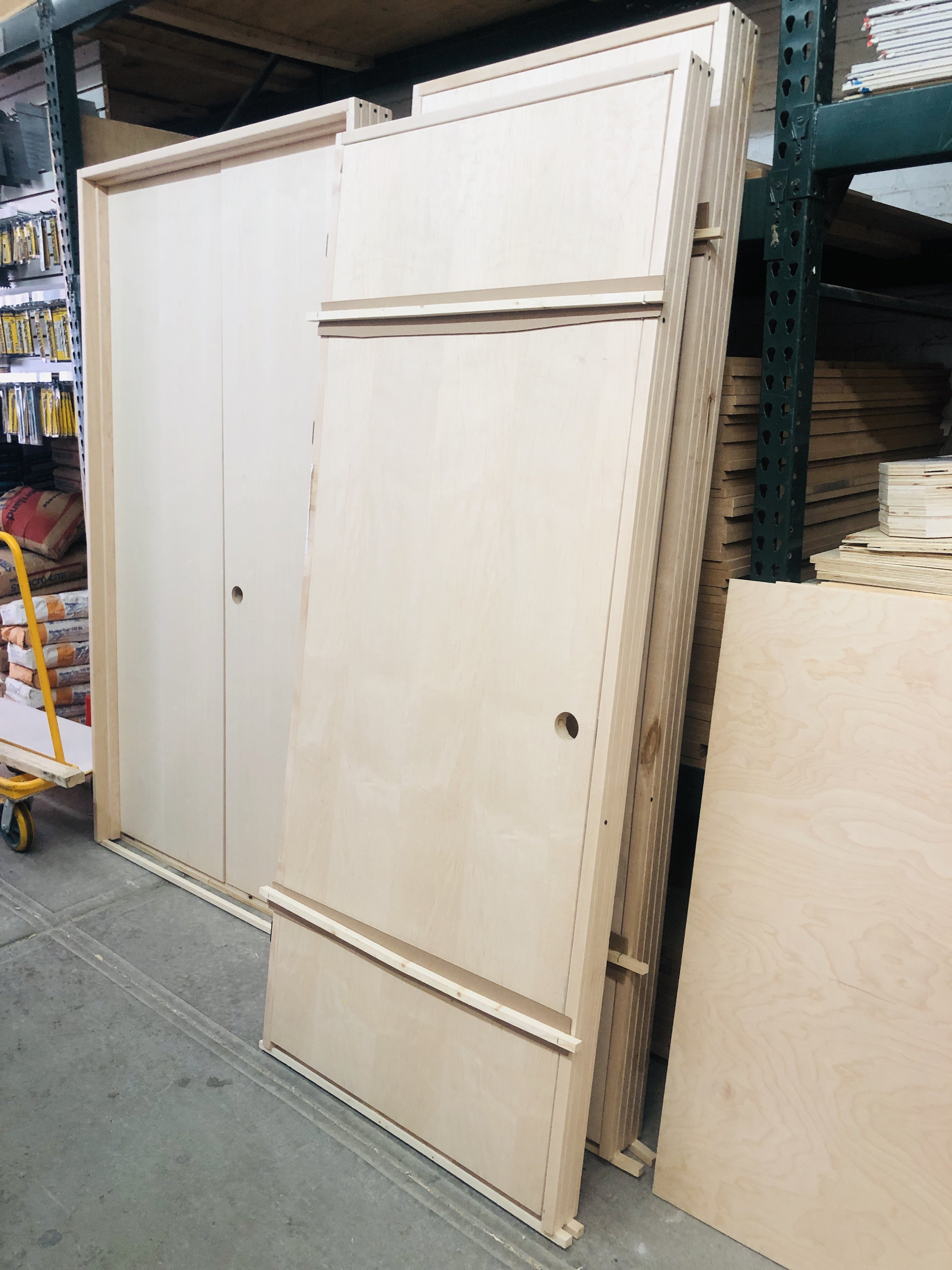 Pre-Hung Doors vs. Slab Only Doors - What's the difference? 3